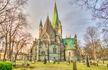 Trondheim - La ciudad del rey vikingo Olav