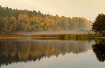 Explore the Nacka nature reserve in Stockholm