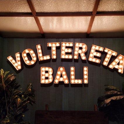 A piece of Indonesia in Valencia - Voltereta Bali