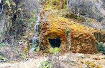 Cachoeira do Amor, uma jóia escondida na Geórgia