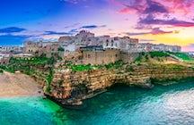 Polignano a Mare, das Juwel Apuliens.