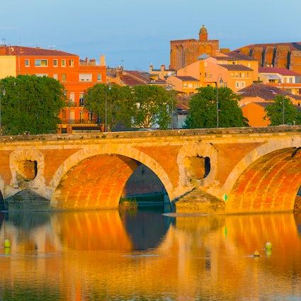 """Toulouse, la """"Ville rose"""", endroit idéal pour un court séjour"""