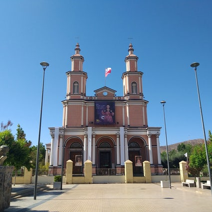 Catholic festivities in Andacollo