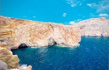 Blaue Grotte: Ein Tagesausflug von Valletta