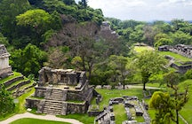 Palenque Chiapas: places to stay in the national park