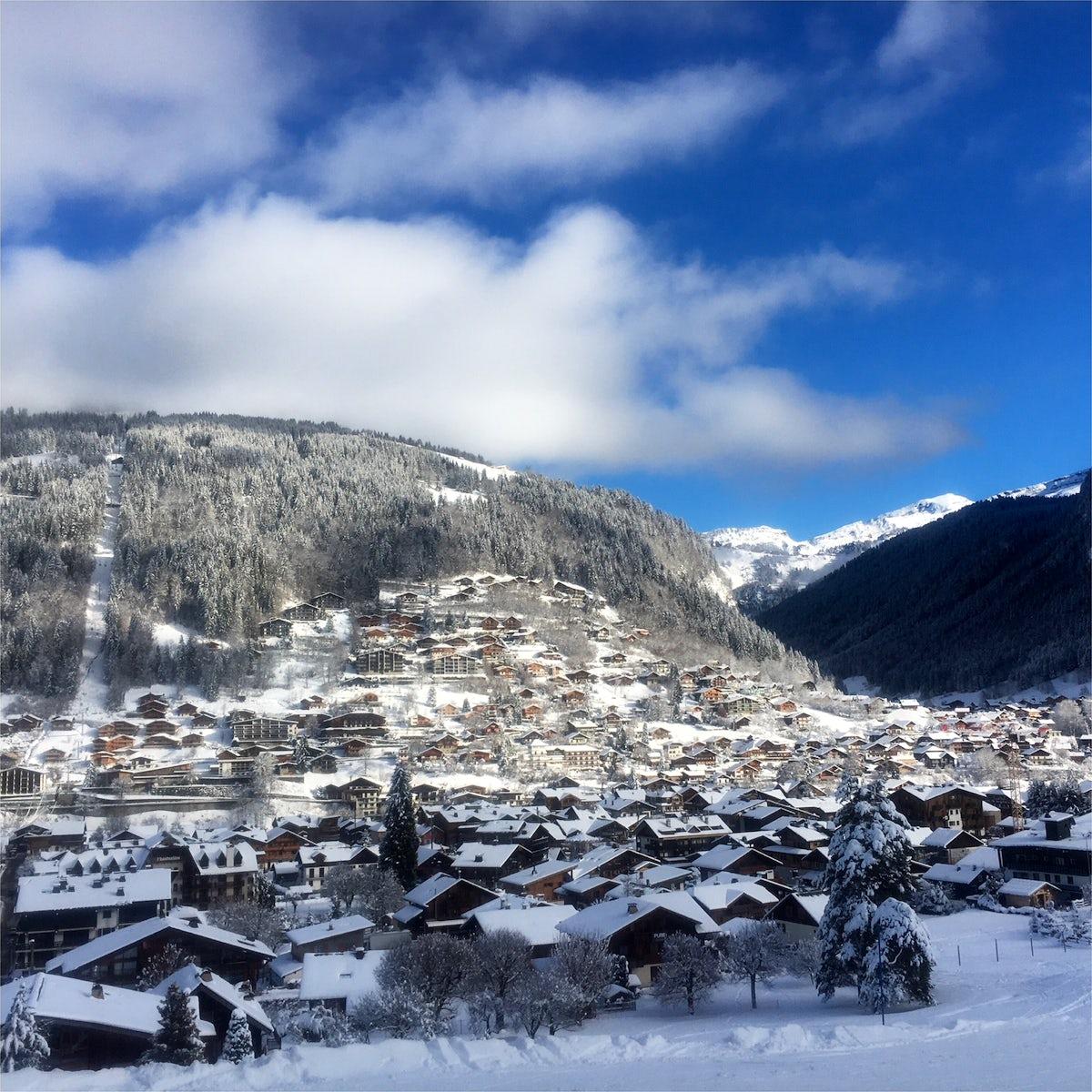 Les Portes de Soleil - Ski, Walk and Eat in the Alps