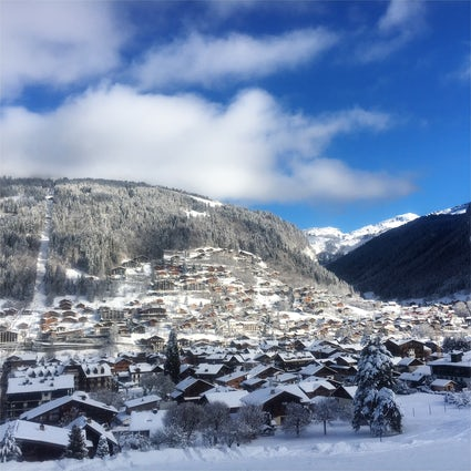 Les Portes de Soleil - Ski, Walk and Eat in the Alps