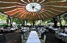 Cuentos de Belgrado: Restaurante Madera