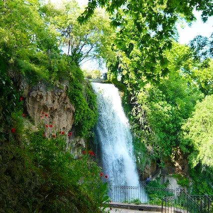 Een majestueuze dagtocht naar de watervallen van Edessa en de natuurlijke spa van Pozar!