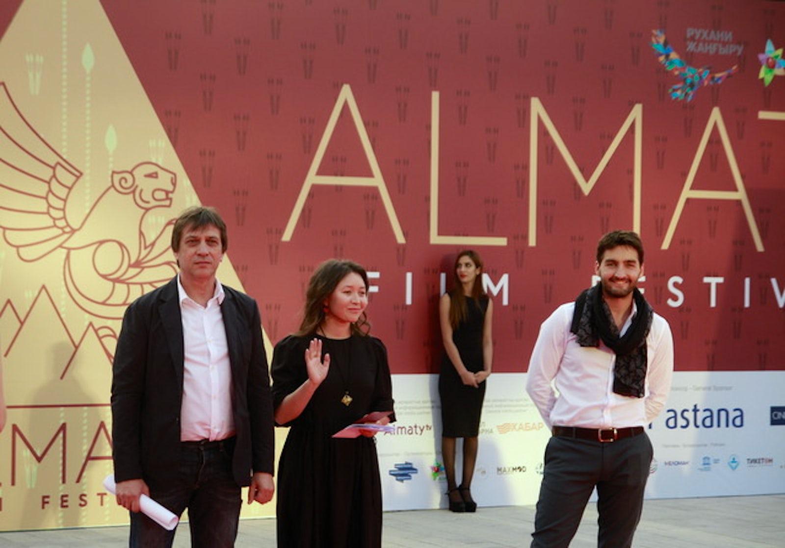 Cover photo ©Credits to Almaty Film Festival
