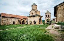 Mosteiro Gelati - um centro cultural da Geórgia
