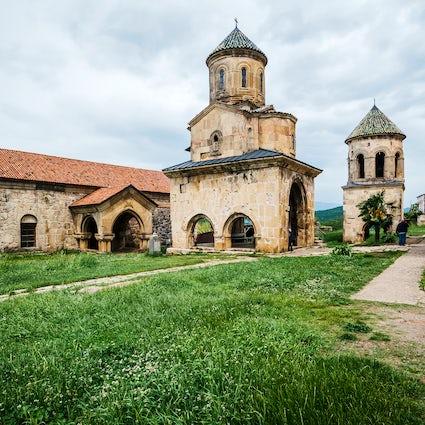 Gelati Monastery - a cultural hub of Georgia