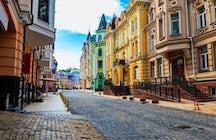 Vozdvyzhenka, le quartier arc-en-ciel de Kiev