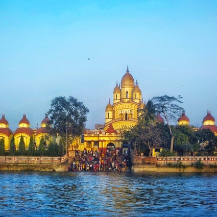 Dakshineswar Kali Temple: a revered seat of Hinduism near Kolkata