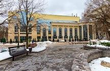 Chistoprudny-Boulevard in Moskau: Gutes Bummeln garantiert