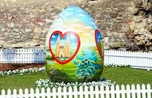 Machen Sie sich bereit für das bunteste Ostern in Zagreb