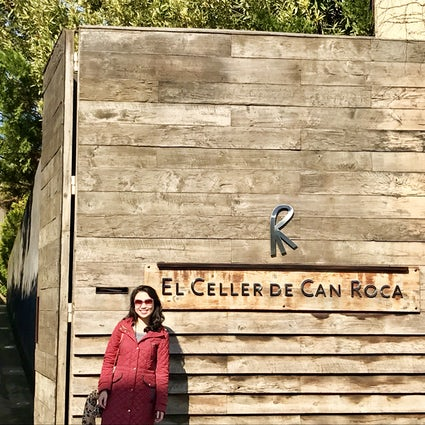 "Fine dining in ""El Celler de Can Roca"""
