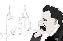 Nobody cares about Nietzsche's hometown