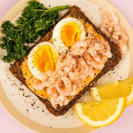 Deense Open Sandwiches- Smørrebrød