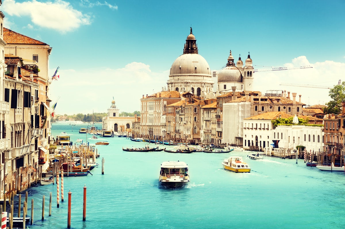 A Different Side Of Venice