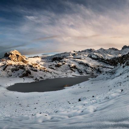 Skiing in the Sierra de Gredos Part 2