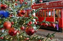 Genießen Sie die Adventsstimmung auf dem Montreuxer Weihnachtsmarkt