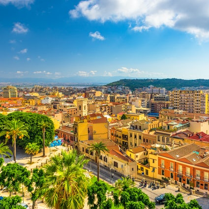 An immersion day itinerary in Cagliari