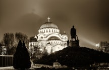 Ein ultimatives Orthodoxes Weihnachten in Belgrad