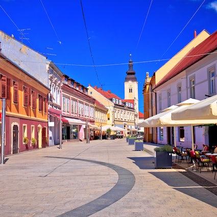 Čakovec, un leader fier dans le nord de la Croatie