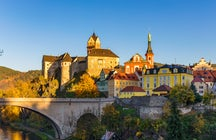Czechia- the land of a 1000 castles