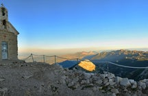 Hiking paths in Croatia: Biokovo