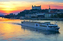 Why to choose Bratislava for your Erasmus programme?