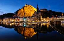 A Cidadela de Dinant, a Pérola do Vale do Meuse