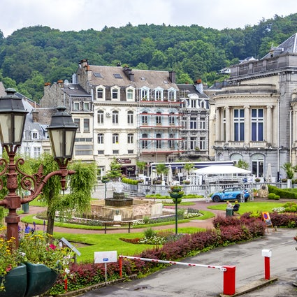 Strolls & relaxation in the Pearl of the Belgian Ardennes: Spa