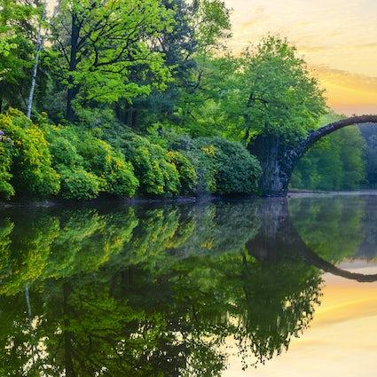 Entdecken Sie die Brücke, die vom Teufel gebaut wurde!