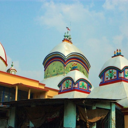 The heritage of the Kalighat Kali Temple in Kolkata