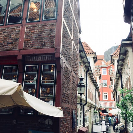Kammeramtstuben: A street with Hanseatic tradition