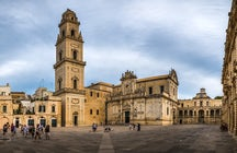 Piazzas in Italy: Piazza del Duomo, Lecce