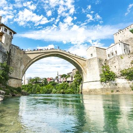 A ponte mais admirada da Europa