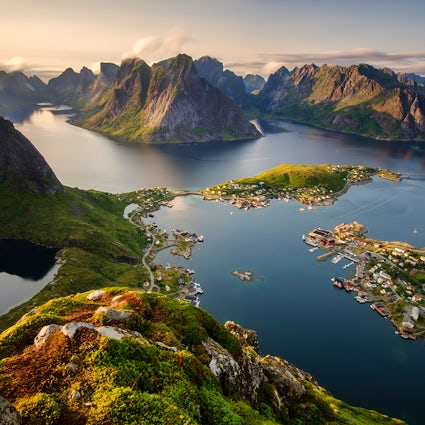 A meditative state called Lofoten, Norway