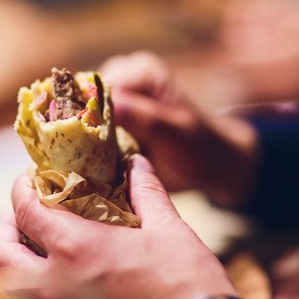 Comida rápida en Ust-Kamenogorsk: el legendario döner