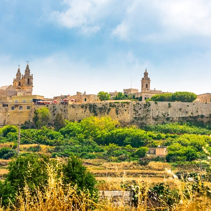 Medina: la silenciosa ciudad de Malta