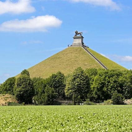 History in Belgium's Waterloo