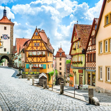 Experience the Medieval Times in Rothenburg!