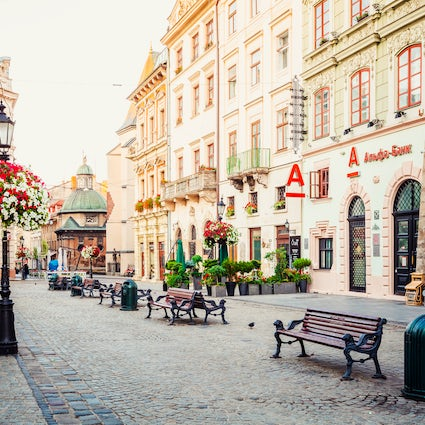 Rynok Square in Lviv: where history meets gastronomy