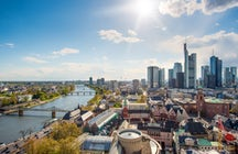 A Day in Series: Frankfurt!