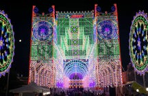 Festa di Santa Domenica - the most spectacular light festival in Italy