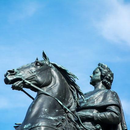 Bronze Horseman: the power and glory of Saint Petersburg