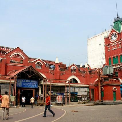 New Market: the microcosm of Kolkata