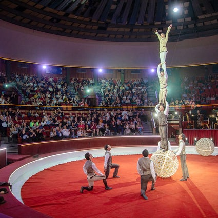 Un evento cultural que desaparece: Circos de Budapest